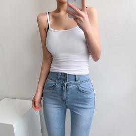 Fashion Solid Color Sling Vest NSLQ37156