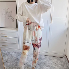 New Casual Printed Sports Pants  NSAM37172