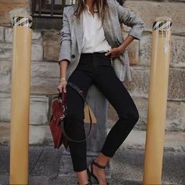 Casual Simple Plus Velvet Jeans  NSLD37221