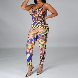 Printing Elastic Clothes Set NSXS37383