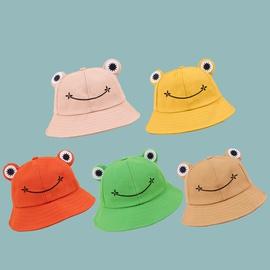 Children Frog Sunscreen Fisherman Hat NSTQ37644
