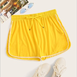 Loose Casual Plus Size Sports Shorts NSCX37655