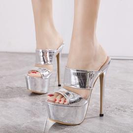 High-heel Platform Fashion Sandals  NSCA38249