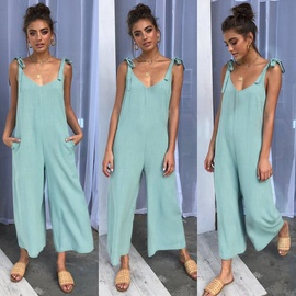 New Fashion Suspenders Sexy Jumpsuit NSDY34876