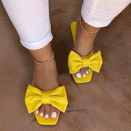 Fashion Non-slip Flat Soft Bottom Slippers  NSPE35004