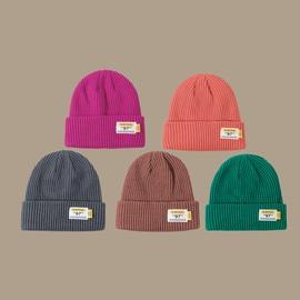 Fashion Wild Pure Color Woolen Hat   NSTQ34707