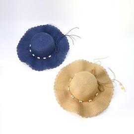 Fashion Big Brim Straw Hat NSTQ34744