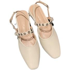 Fashion Thin Half Slippers  NSCA38281