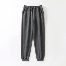 Casual Elastic Waist Sports Pants NSAM38337
