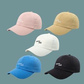 Pink Soft Spring Fashion Cap  NSTQ41166