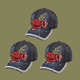 New Rose Baseball Fashion Cap NSTQ41170