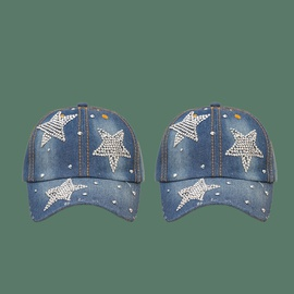 Diamond Fashion Star Baseball Cap NSTQ41173