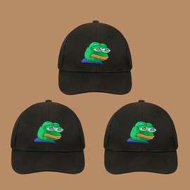 Fashion Frog Baseball Sunshade Casual Spring Cap NSTQ41178