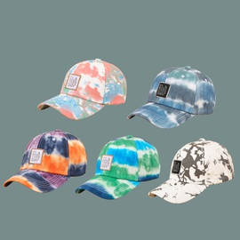 Spring New Fashion Tie-dye Sun-shading Cap  NSTQ41180