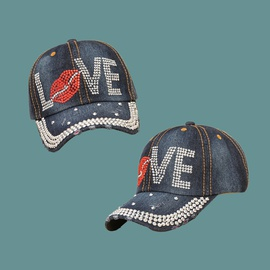 Spring New Style Baseball Denim Sunshade Cap NSTQ41194