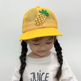 Fruit Printing Breathable Mesh Hat  NSCM41290