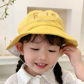 Children's Embroidered Sun Hat NSCM41306
