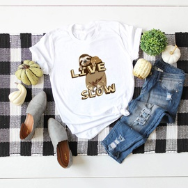 Koala Bear Printing T-shirt NSSN41942