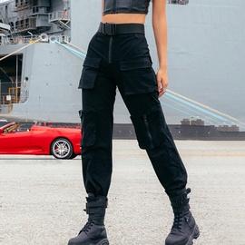 Fashion Tooling Multi-pocket Trousers  NSXE38649