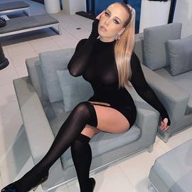New Sexy Fashion Long-sleeved Dress  NSXE38724