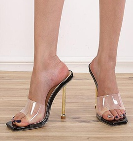 Fashion New High-heeled Sandals NSCA43588