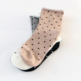 Summer Spotted Breathable Socks NSFN44181