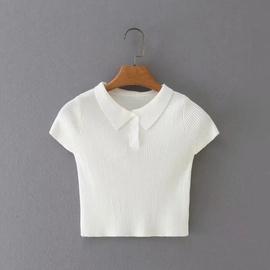 Fashion Summer Short-sleeved T-shirt NSAC44229