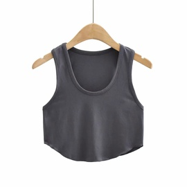 Sleeveless Fitness Yoga Top NSAC44244