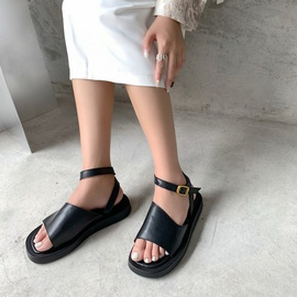 Casual Comfortable Flat Sandals  NSHU44698