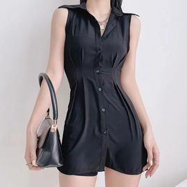 Fashion Sleeveless Skirt  NSAC45388