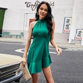 Summer New Style Sleeveless Dress NSJR45412