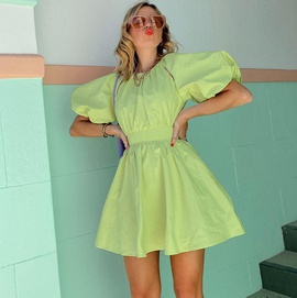 Summer New Waisted Skirt NSYSB45577