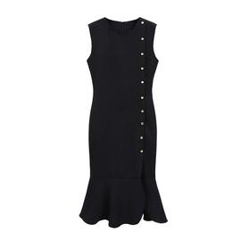 Summer New Style Plus Size Sleeveless Dress NSJR45593