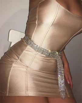 Diamond Decor Belt NSXYA45684