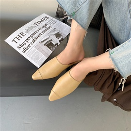 Simple Fashionable Flat Shoes NSHU39081