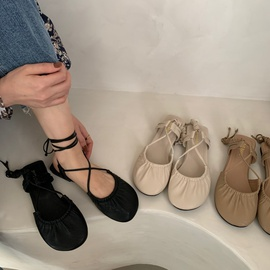 New Fashion Cross Strap Sandals  NSHU39088