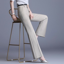 Drape Micro-la Thin Trousers  NSYY39268