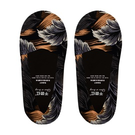 Fashion Printed Boat Socks NSFN46369