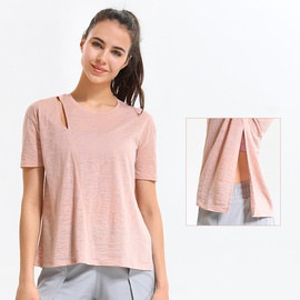 Spring And Summer  Yoga Blouse  NSDS46558