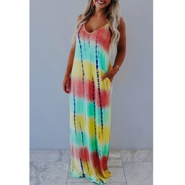 Fashion Printing Suspender Dress  NSZH46710