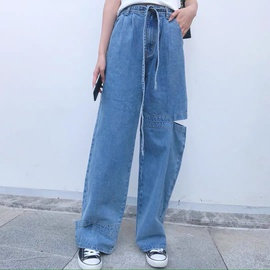 New Sexy Loose Trousers NSHS46750