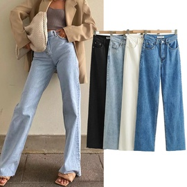 Autumn New Sexy High Waist Denim Trousers NSHS46787