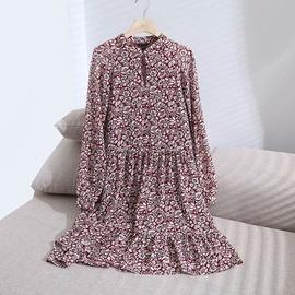 Casual Floral Print Dress  NSAM39281