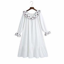 Romantic Lace Long Dress  NSAM39308
