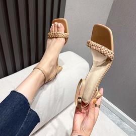 New Braided Fashion Shoes NSHU39346