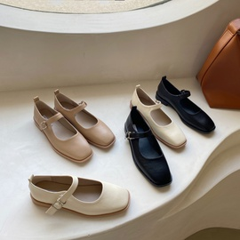 New Style Thick Flat Shoes  NSHU39352
