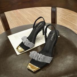 New Rhinestone Sexy Fashion Stiletto Sandals NSHU39357