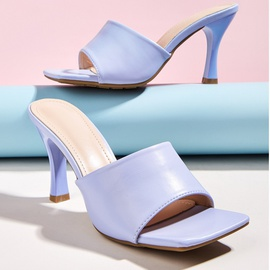 Summer New Simple High-heeled Sandals  NSHU39697