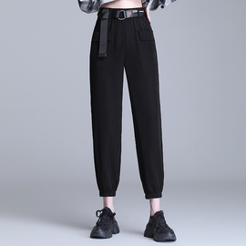 Spring And Summer New Fashion Harem Pants  NSYZ39754