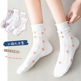 Printed Thin Loose Tube Socks NSFN39917